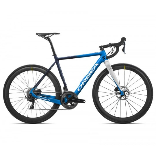 J365TTCC-WW Orbea E-Bike GAIN Road M10 19 Azzurra - Bianca