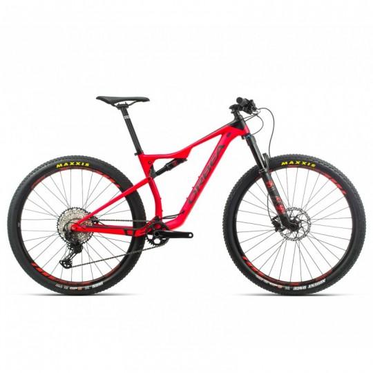 Bici mountain bike XC Orbea Oiz 29 H20 TG M optional XT brake **BICI TEST**