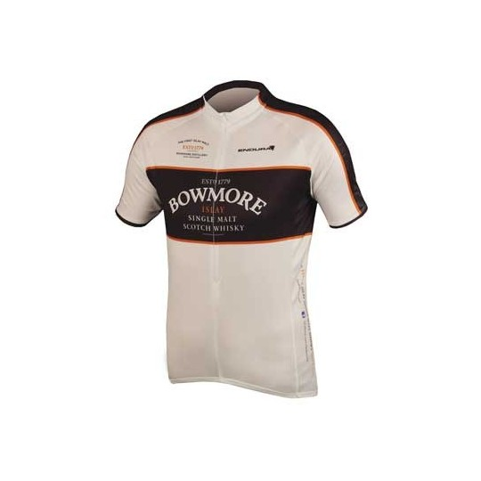 E3075 Endura Bowmore Whisky Jersey White