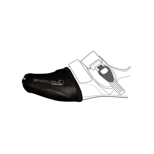 E0073 Endura FS260-Pro Slick Toe Cover BlackNone