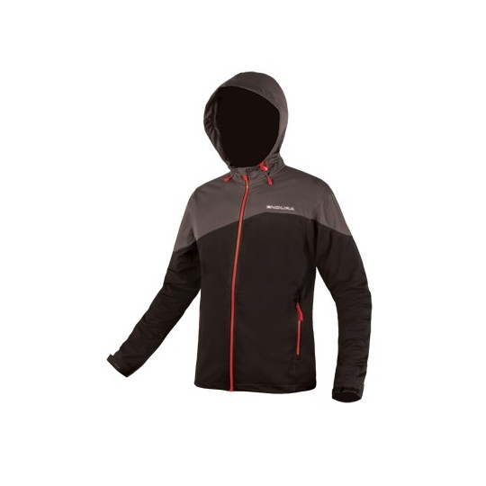 E3110 Endura SingleTrack Softshell Jacket Black