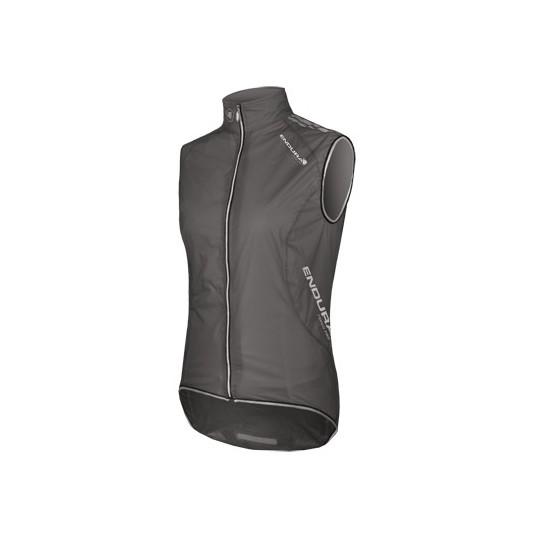 E6102 Endura Wms FS260-Pro Adrenaline Gilet Black
