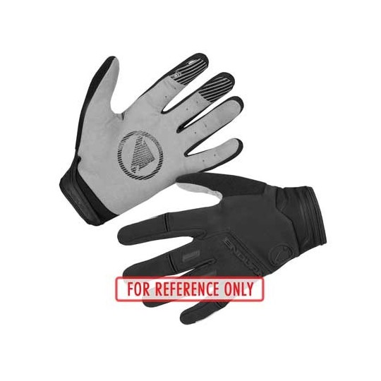 E1184 Endura SingleTrack Windproof Glove Black
