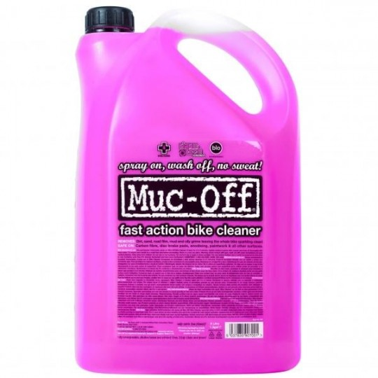 Pulizia per Bicicletta MUC-OFF BIKE CLEANER (5 L)