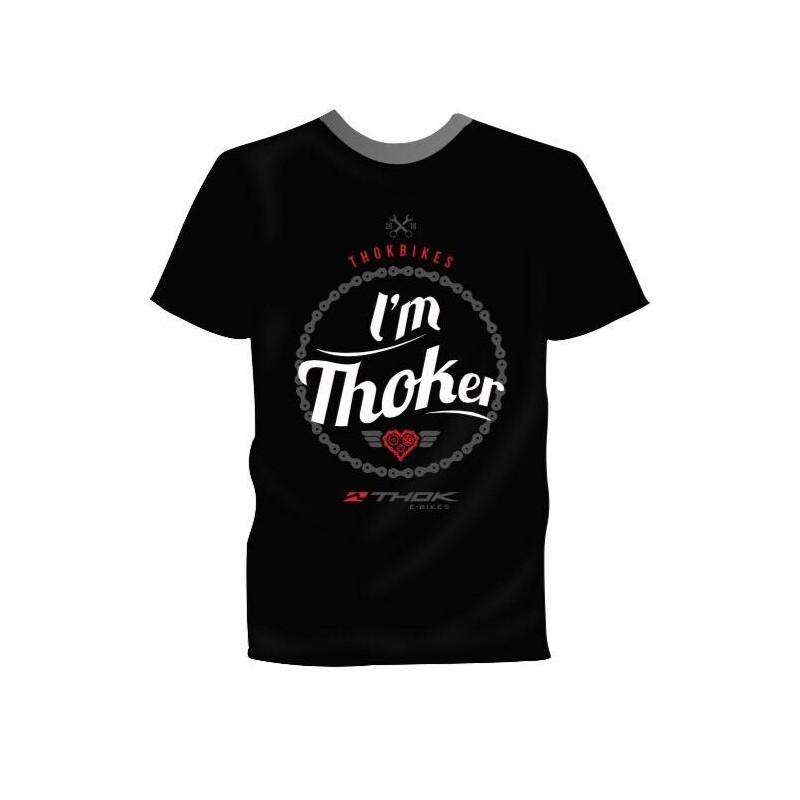 T-SHIRT THOK - I M THOKER