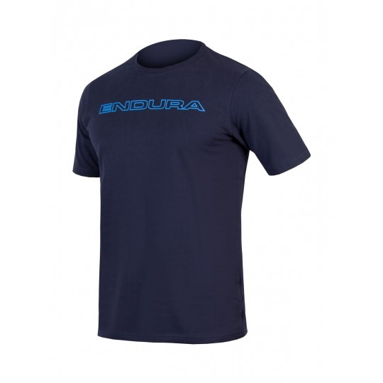 E3153 Endura Endura One Clan Carbon T-Shirt, navy