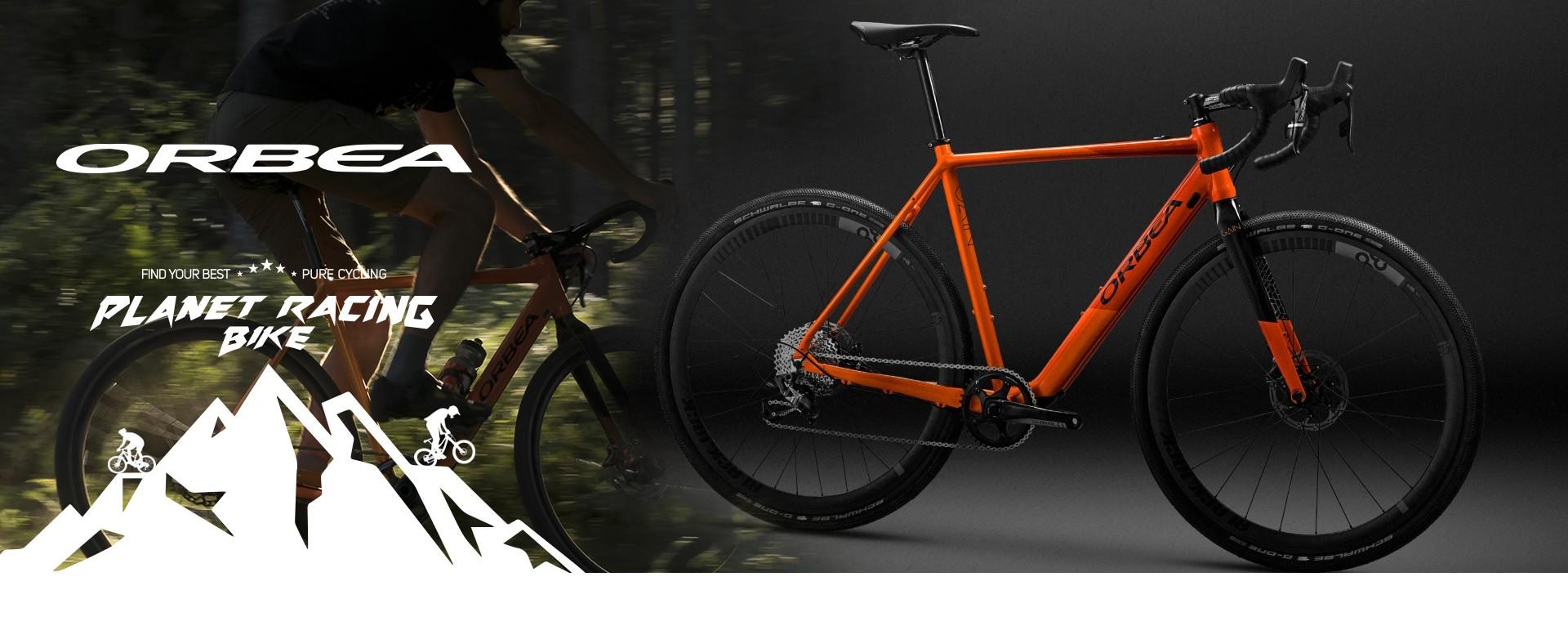 E-Bike ORBEA STRADA
