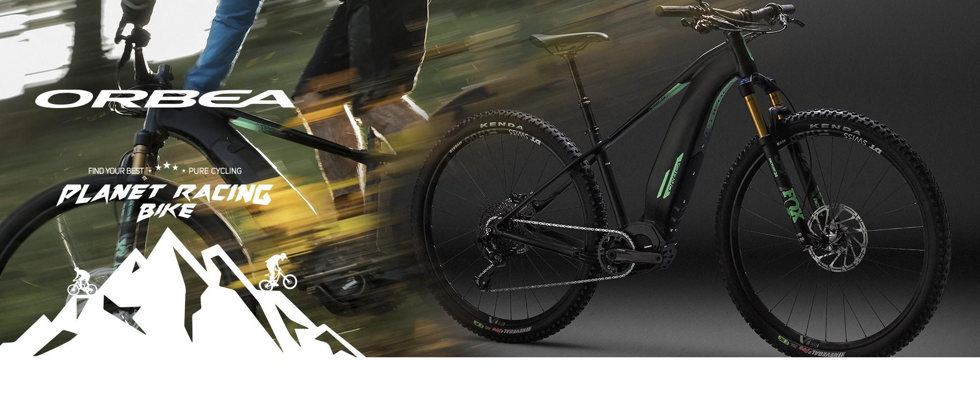 E-Bike ORBEA MTB